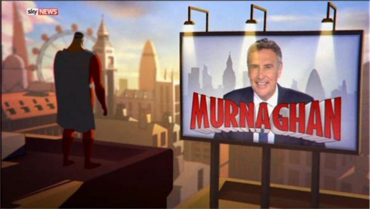 The Murnaghan – Sky News Promo 2015