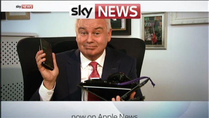 Sky News on Apple News – Sky News Promo 2015