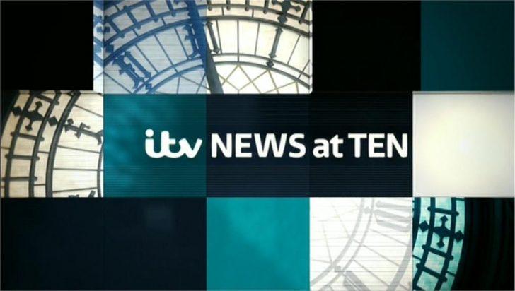 ITV News at Ten 2016 Presentation