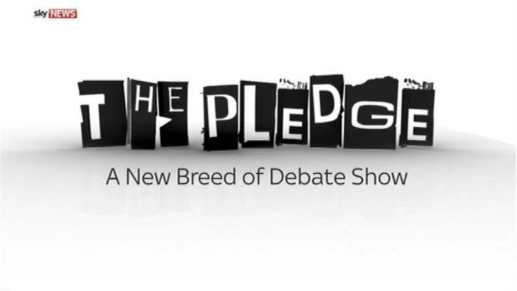 The Pledge – Sky News Promo 2016