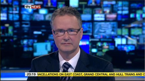Martin Stanford leaves Sky News after 25 years
