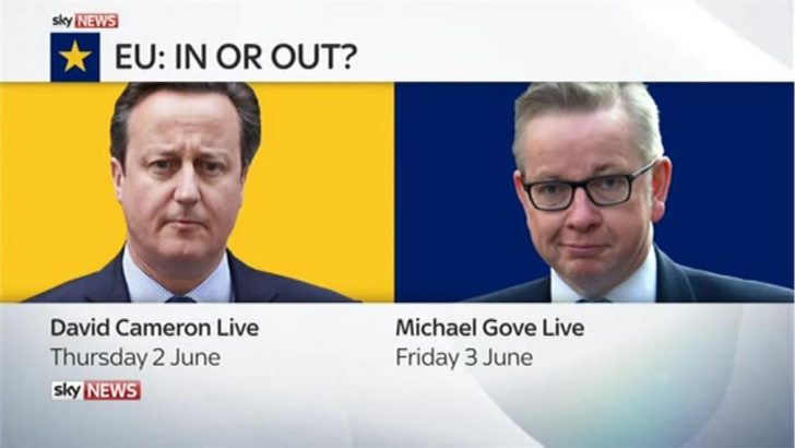Time For Making Your Mind Up – Sky News Promo 2016