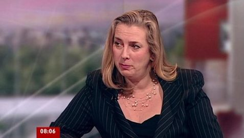 BBC's Caroline Wyatt steps down after being diagnosed with multiple sclerosis