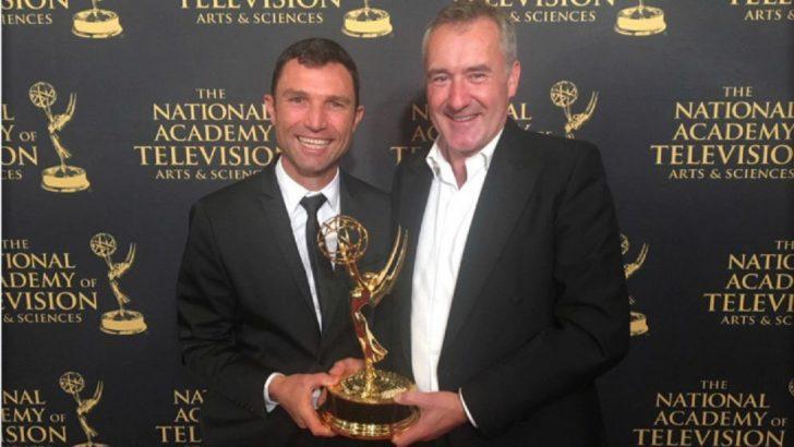 Sky News Wins International Emmy