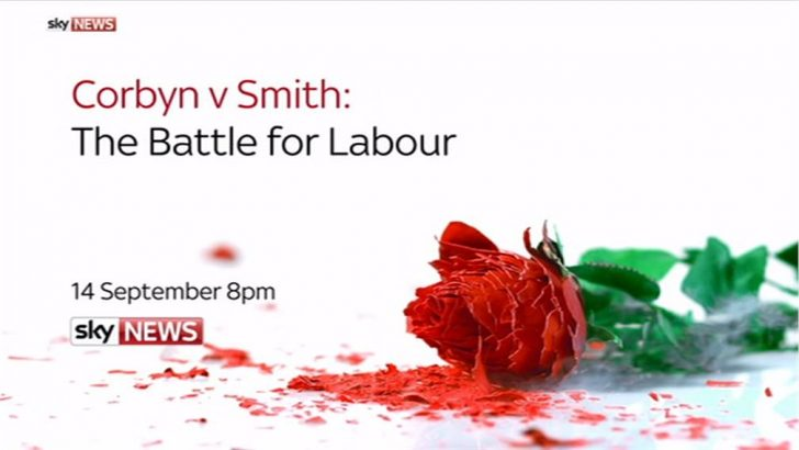 Corbyn v Smith: The Battle for Labour – Live Debate on Sky News