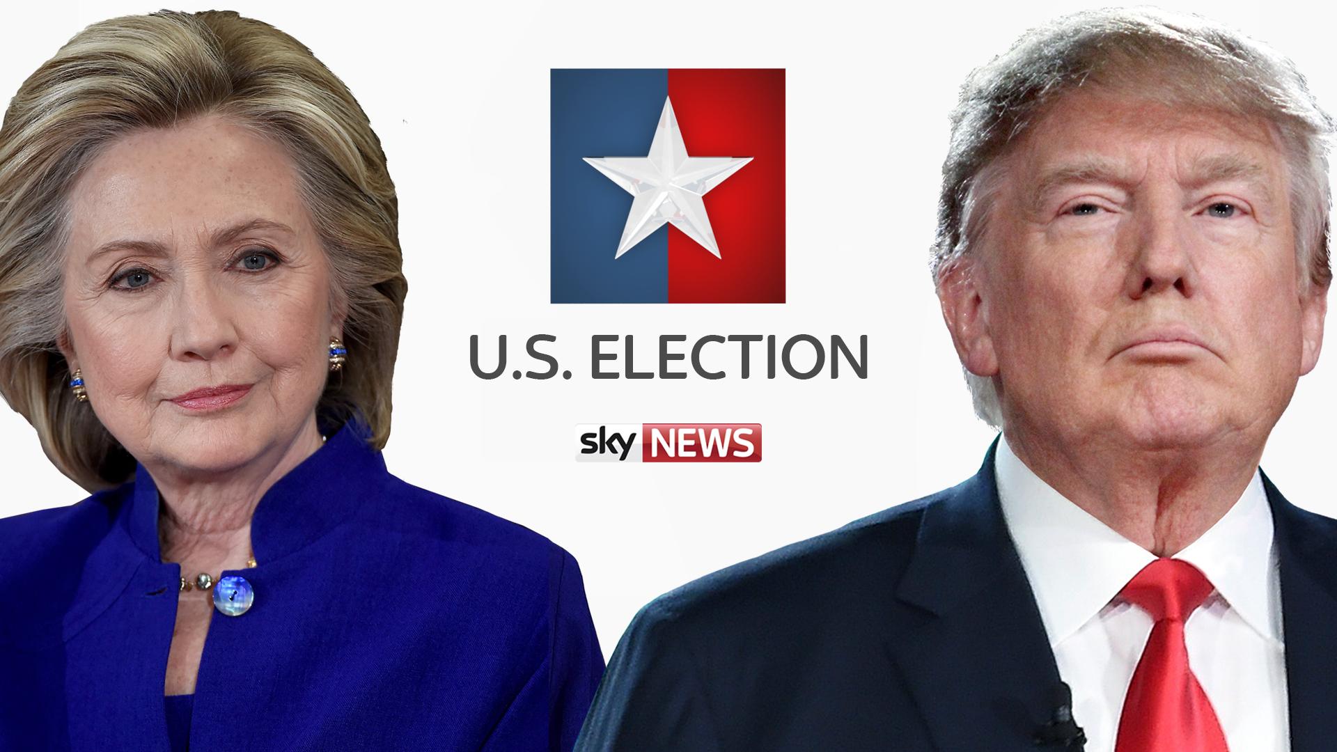 Sky News announces U.S. Election 2016 coverage plans