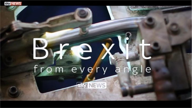 Brexit from every angle – Sky News Promo 2017