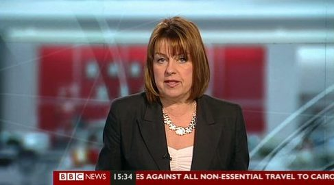Maxine Mawhinney leaves BBC News