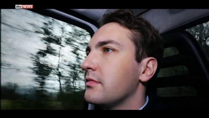Brexit – Lewis Lorry – Sky News Promo 2017