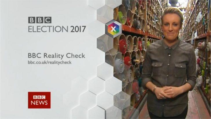 Reality Check – BBC News Promo 2017