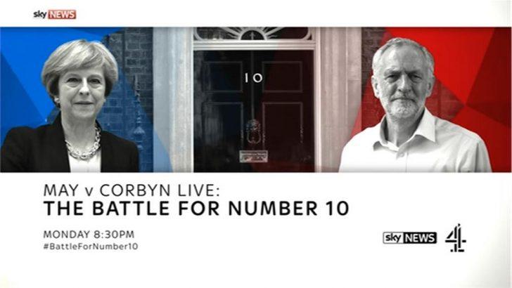 Battle for Number 10 – Sky News Promo 2017