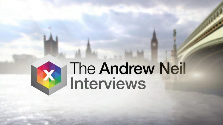 The Andrew Neil Interviews – BBC News Presentation 2017