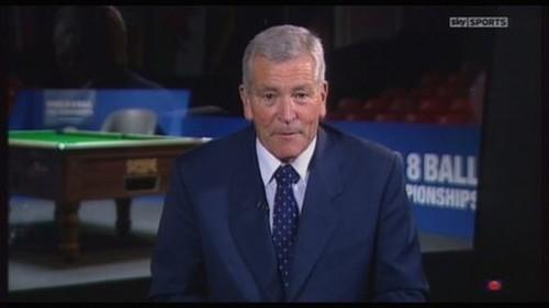 Former Sky Sports presenter David Bobin has died