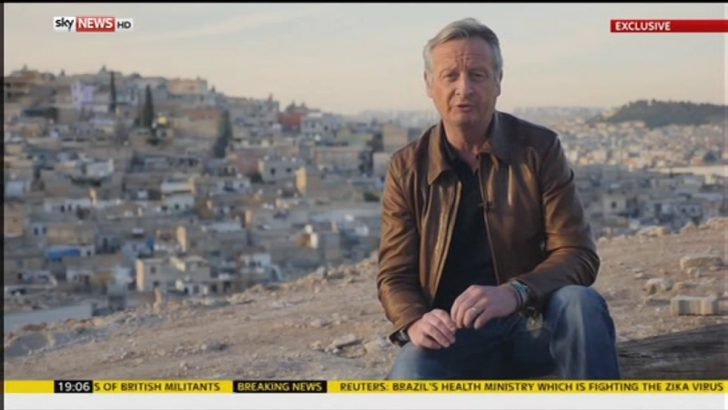Award Winning Coverage – Sky News Promo 2017