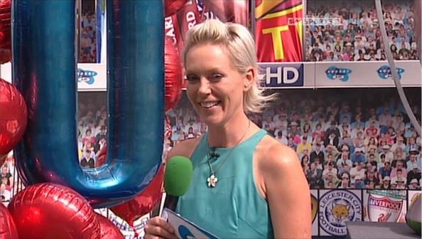 Helen Chamberlain leaves Sky Sports Soccer AM after 22 years