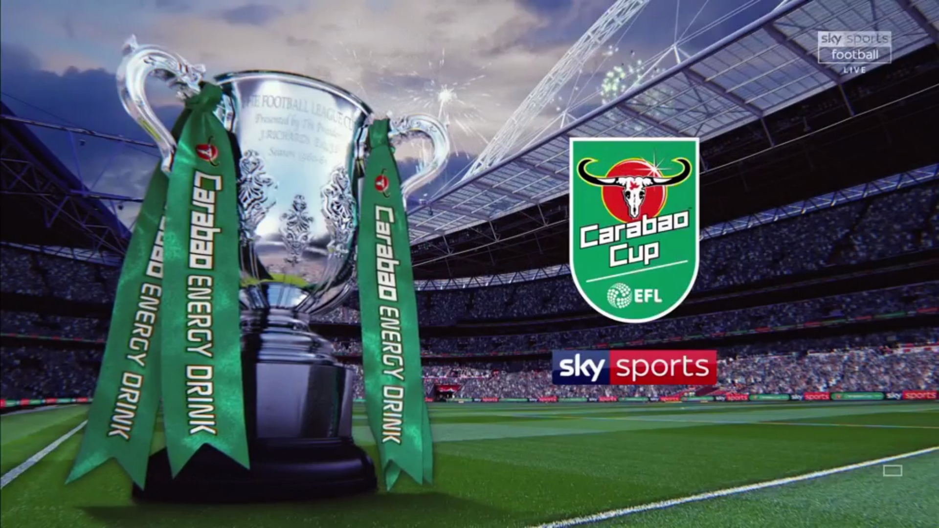 Carabao Cup 2019/20 – 3rd Round Draw – Live TV Coverage on Sky Sports