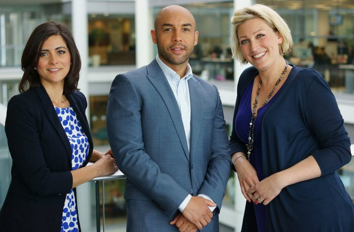 Win a trip to ITV Weather
