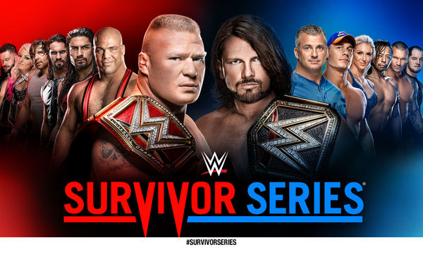 WWE Survivor Series 2017 – Live on Sky Sports Box Office