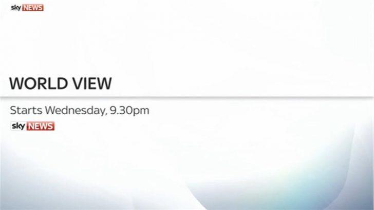 World View – Sky News Promo 2017