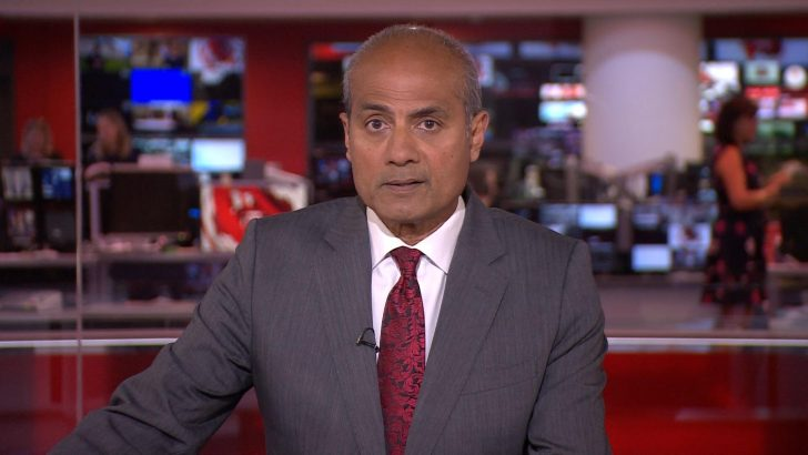 BBC's George Alagiah reveals his cancer has returned