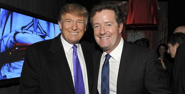 Piers Morgan to interview Donald Trump for ITV