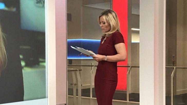 Samantha Washington returning to Sky News