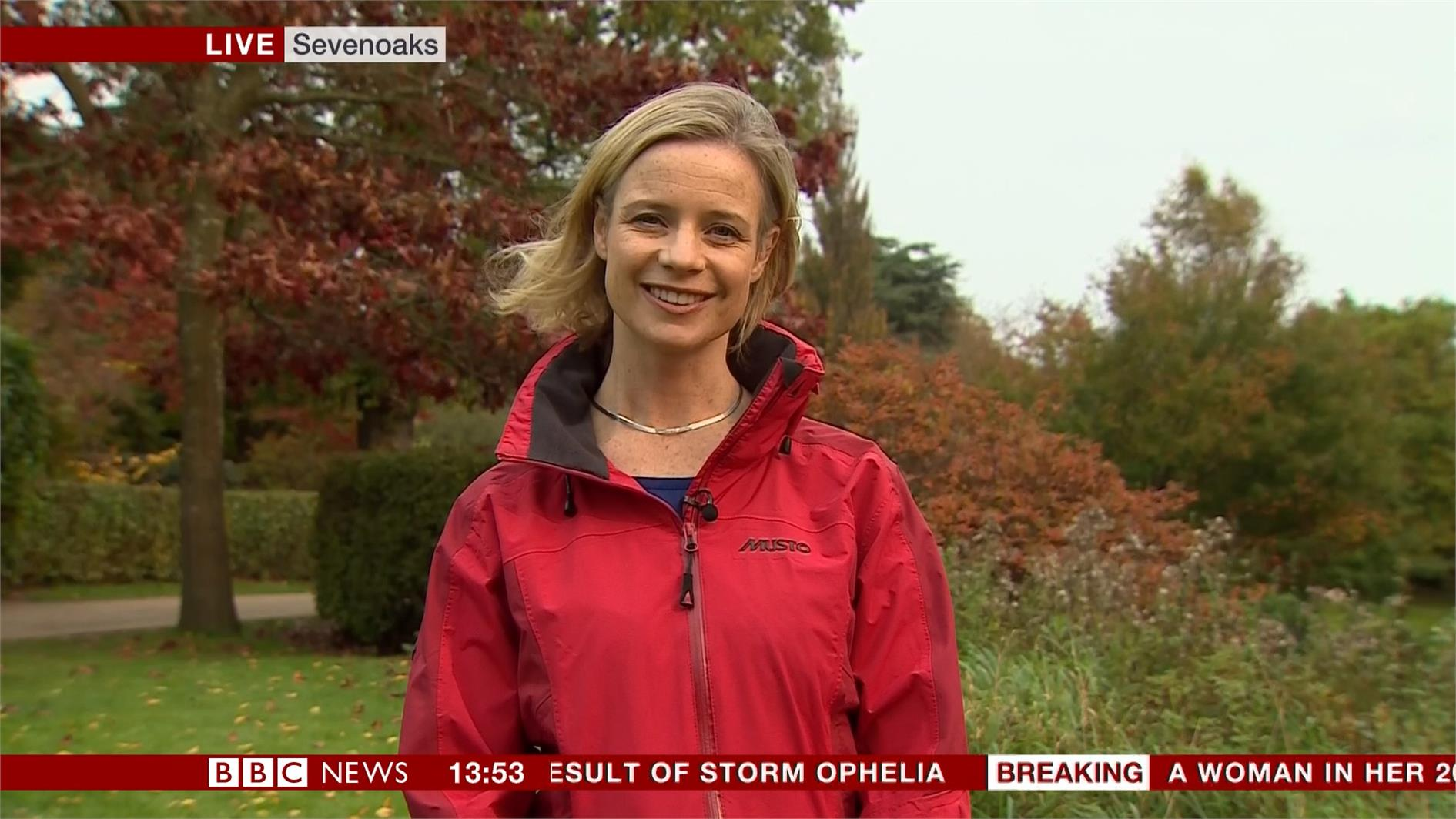 Sarah Keith-Lucas - BBC Weather Presenter (3)