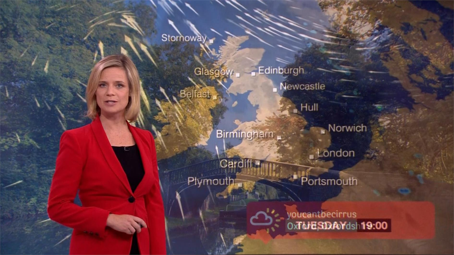 Sarah Keith-Lucas - BBC Weather Presenter (6)