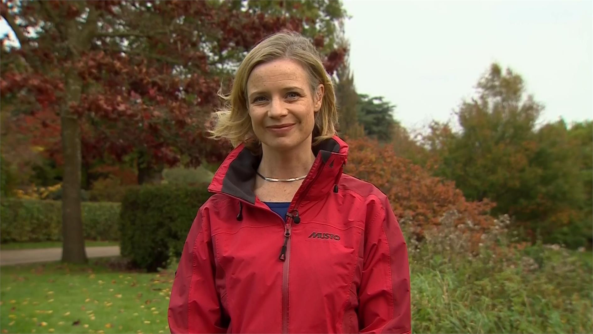 Sarah Keith-Lucas - BBC Weather Presenter (8)