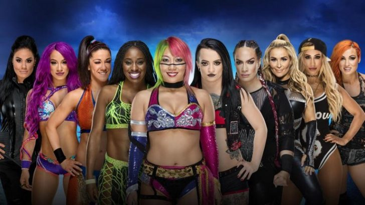 WWE Royal Rumble 2018 – Live Coverage on Sky Sports Box Office