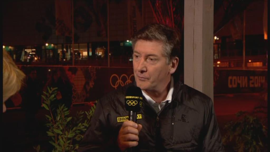 Robin Cousins - BBC Sport