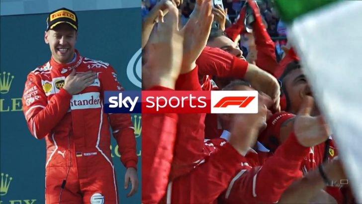Australian Grand Prix 2018: Live TV Coverage on Sky Sports F1, Highlights on Channel 4