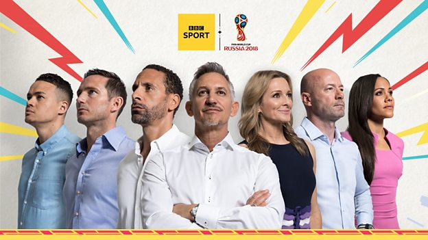 BBC World Cup 2018