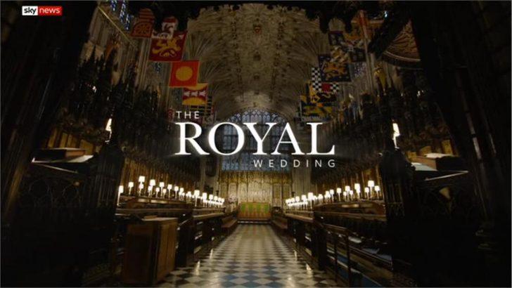 Royal Wedding – Sky News Promo 2018