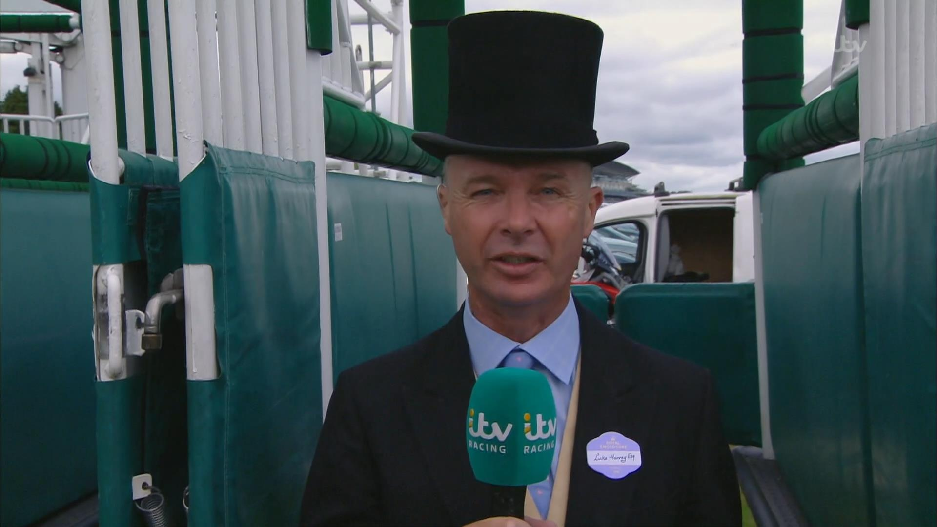 Luke Harvey - ITV Royal Ascot 2018 (1)