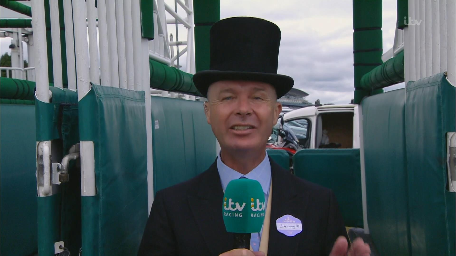 Luke Harvey - ITV Royal Ascot 2018 (2)