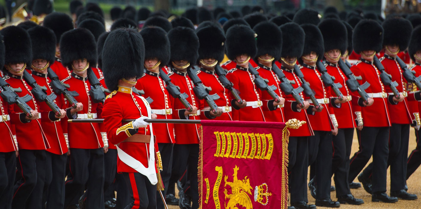 Trooping the Colour 2018 – Live TV Coverage on BBC One