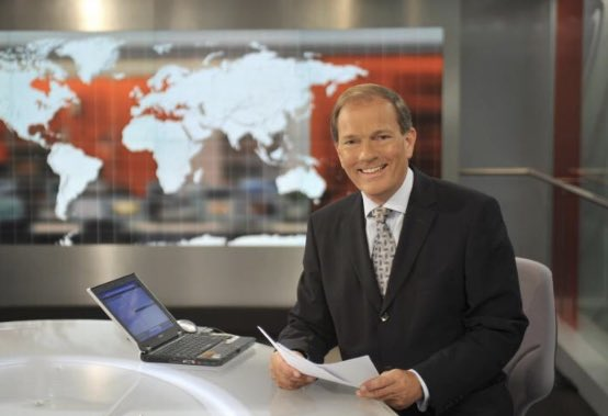 Former BBC, Sky News presenter Alastair Yates dies at the age of 66