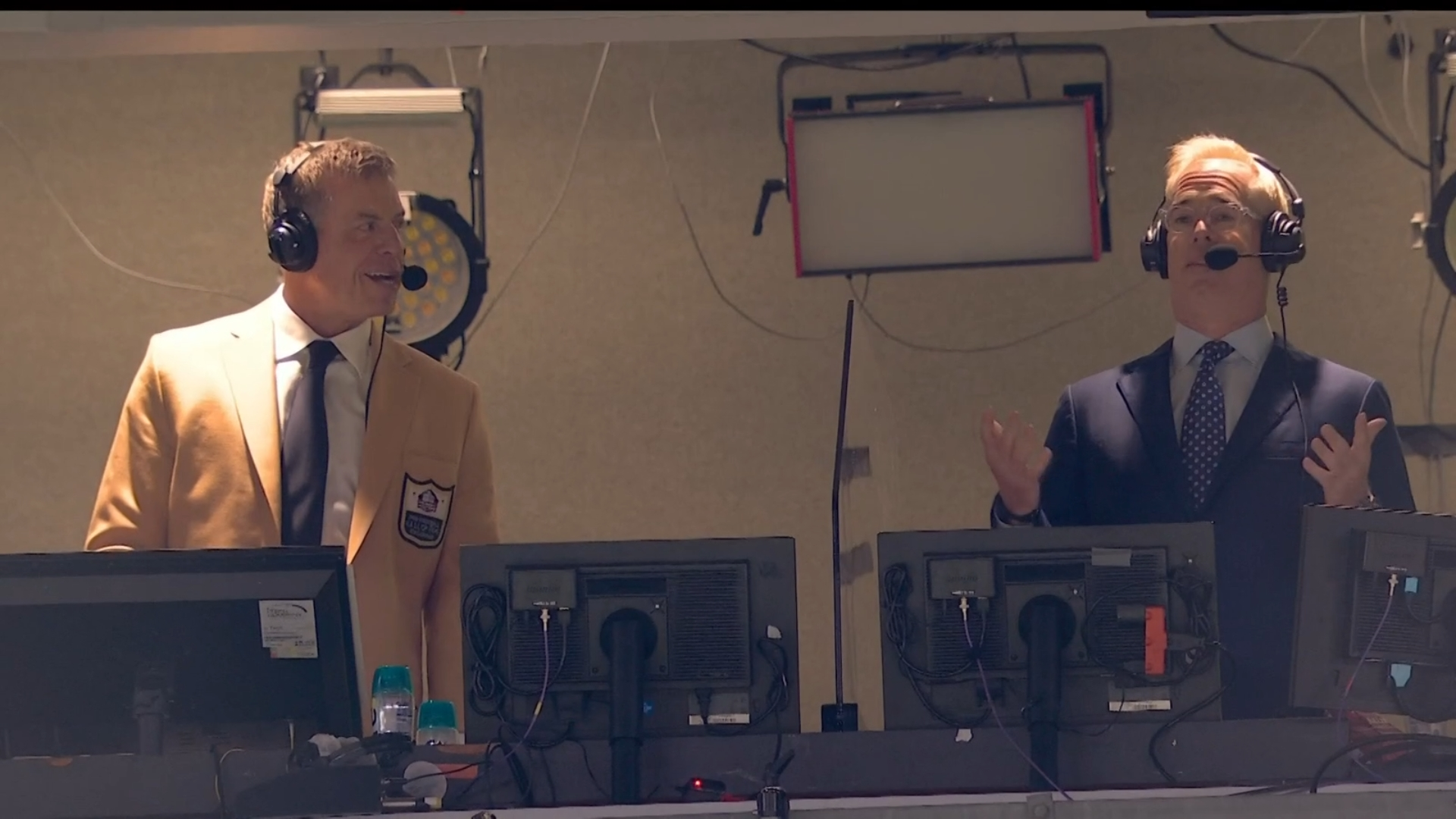 Joe Buck to enter NFL Pro Football Hall of Fame