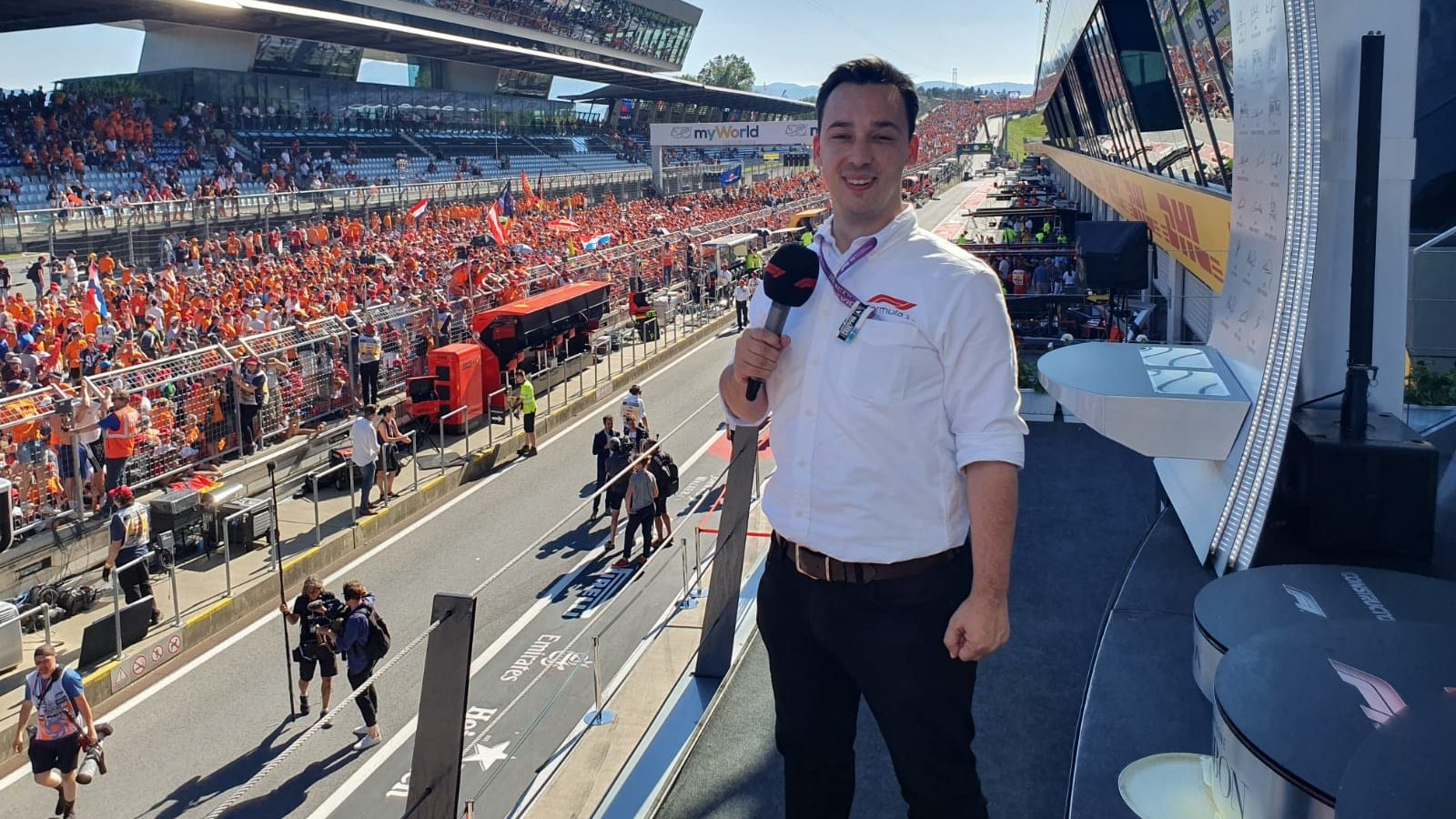 Alex Jacques named Channel 4's new lead F1 commentator