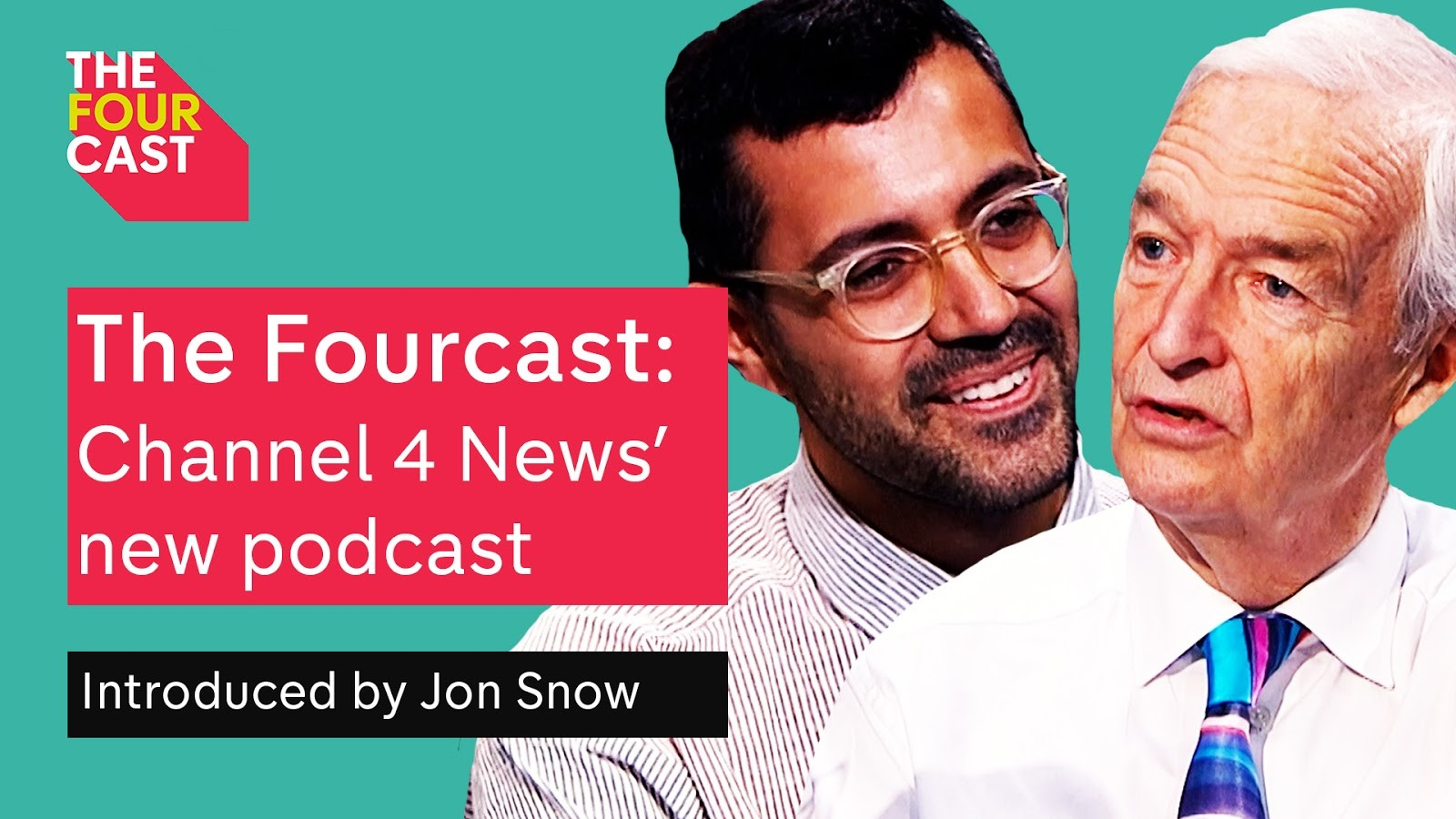 Channel 4 News launches new podcast 'The Fourcast'