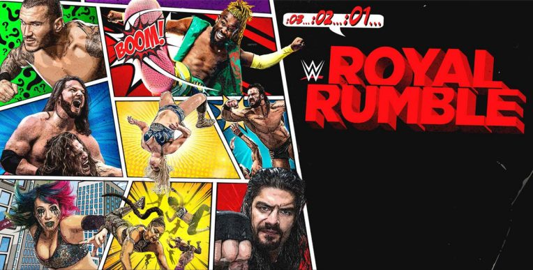 WWE Royal Rumble 2021 – Live TV Coverage on BT Sport Box Office